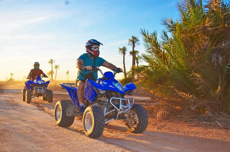 quad in marrakech